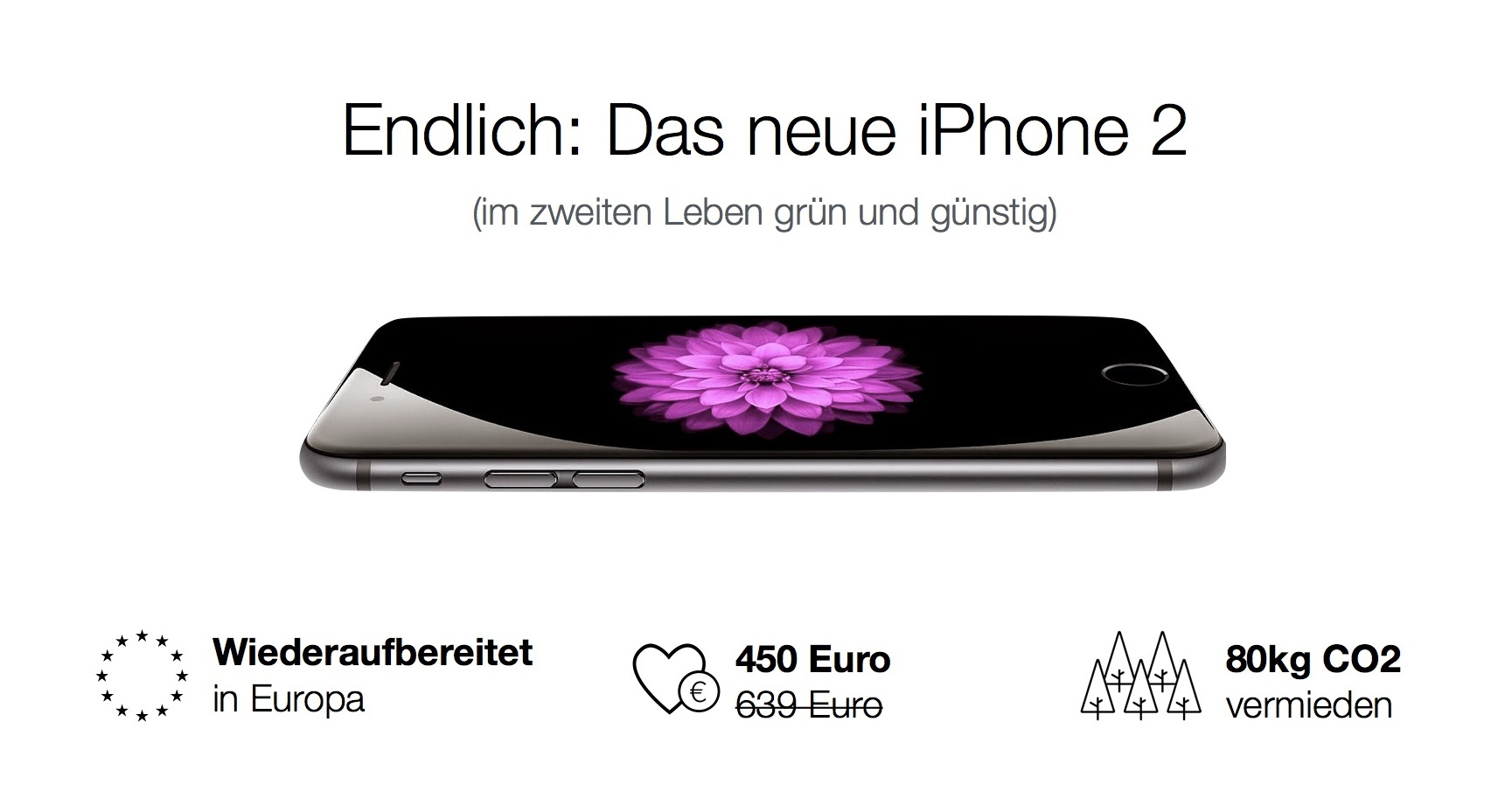 iPhone 2 GER